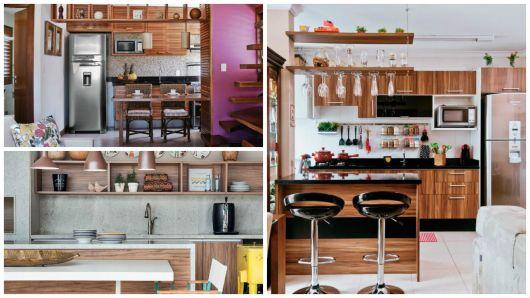 projetos para cozinha planejada