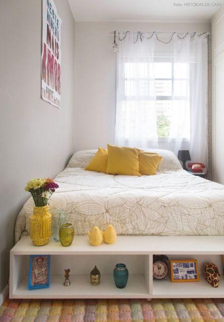 decoração quarto barato