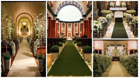 fotos casamento igreja