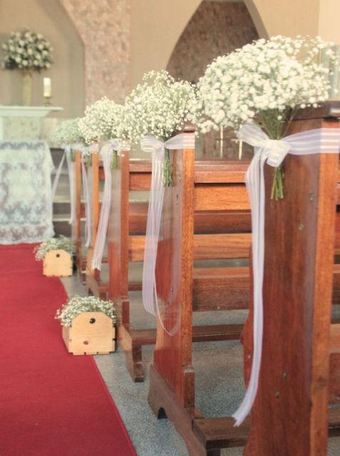 decoração com mosquitinhos