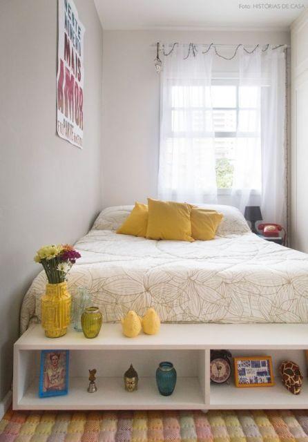 quarto barato decorado