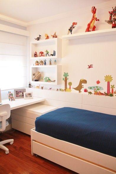 quarto infantil com nichos