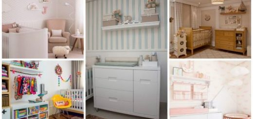 ideias quarto bebê