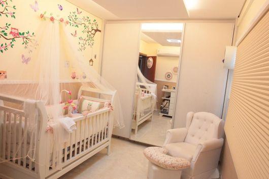 Quarto de beb pequeno como decorar de forma simples e bonita - Armarios bebes ...
