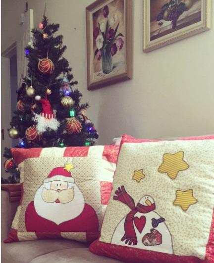 kit de almofadas decoração