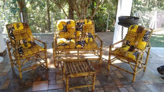 cadeira cana da índia