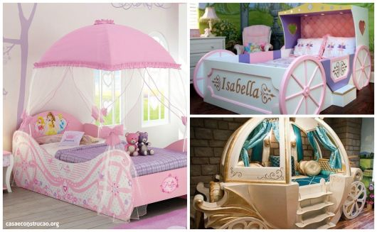 modelos camas infantis