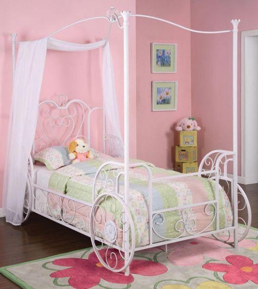 cama de ferro infantil