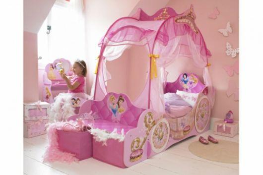 cama infantil Disney