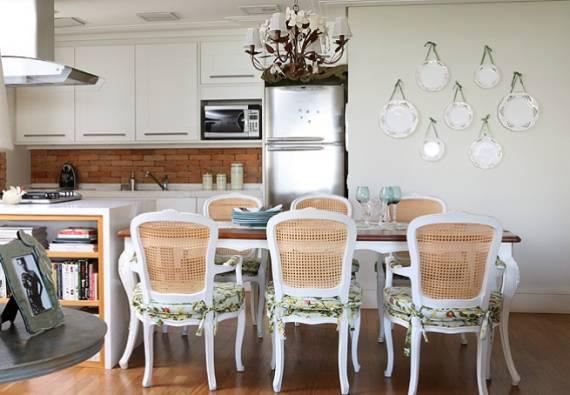 decoração provençal cozinha moderna