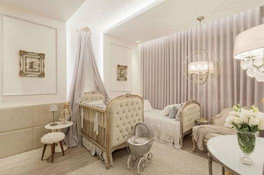 decoração quarto de bebê neutro