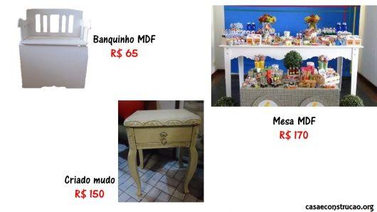 móveis usados preços