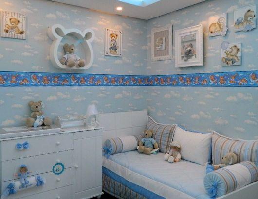 quarto simples menino