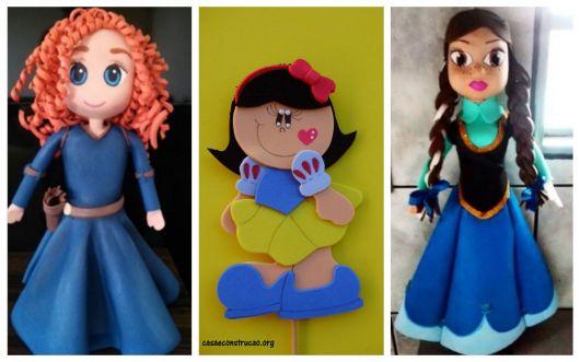 ideias princesas