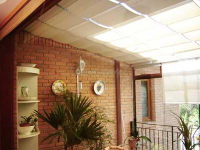 varanda decorada