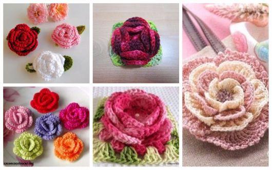 ideias para rosas