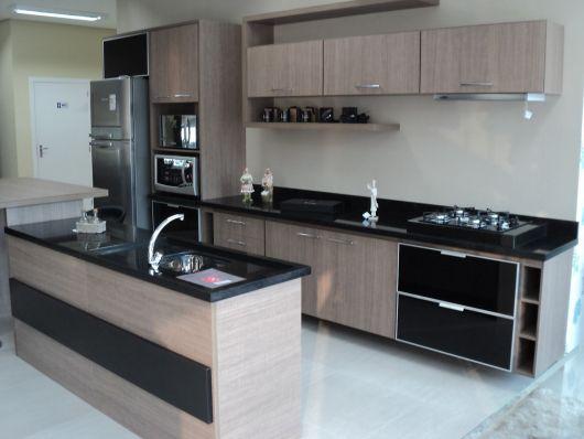 cozinha grande modulada