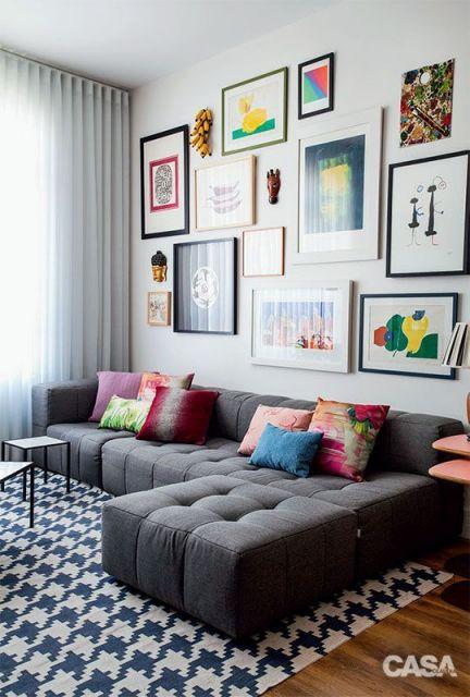 sofá módulos