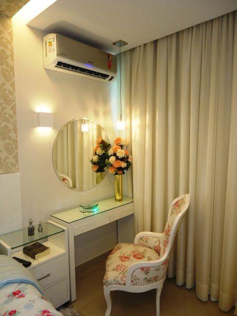 espelho redondo parede