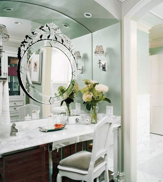 espelho veneziano decoração