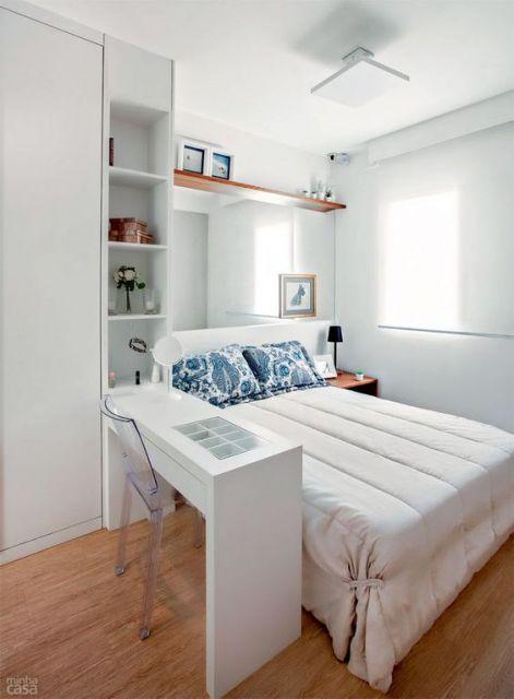 quarto de casal planejado