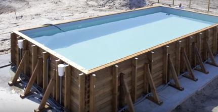 piscina retangular simples