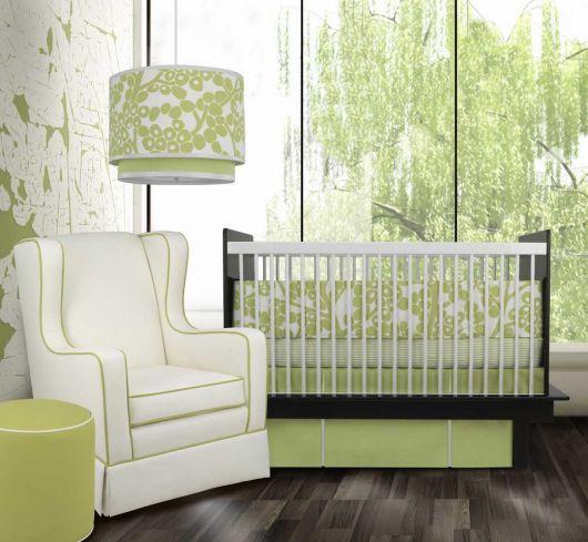 6 Ideias de Decoração de Quarto de Bebê Verde para se  ~ Cores Para Quarto De Bebe Verde