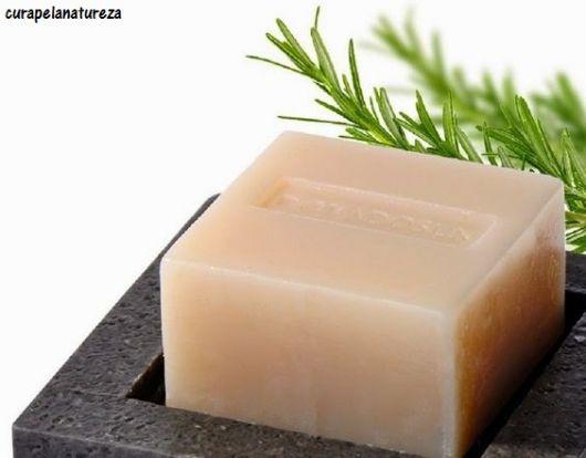 ideia para sabonete simples