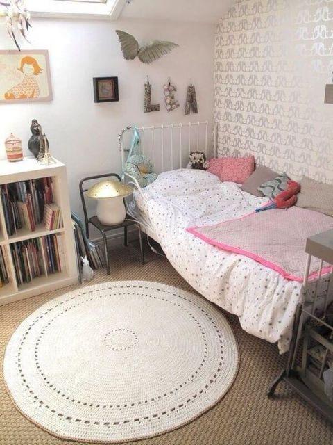 tapete quarto infantil