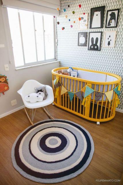 quarto moderno bebê
