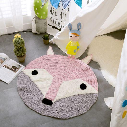 modelo tapete infantil