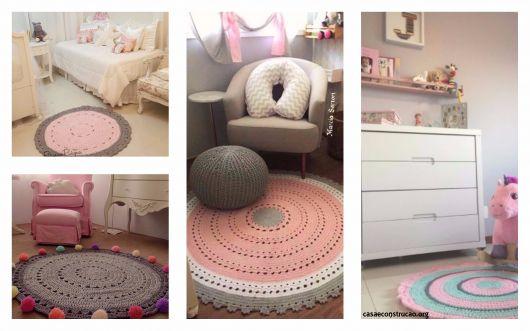 modelos para quarto de bebê