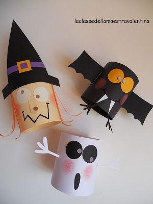 fantoches de EVA halloween