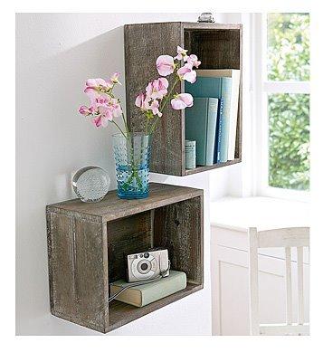 sala simples com nichos baratos