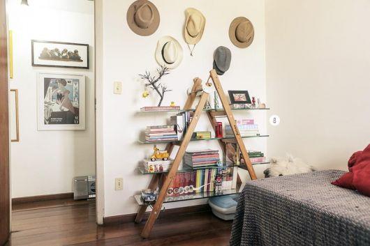 decoração criativa de sala simples