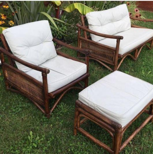 47 Sofas De Bambu Modelos Sofisticados Como Usar Na Decoracao