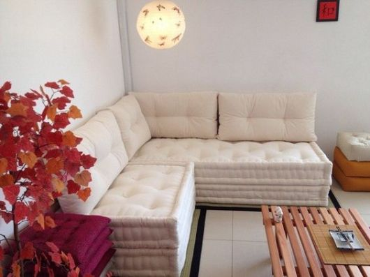 sofá futon turco