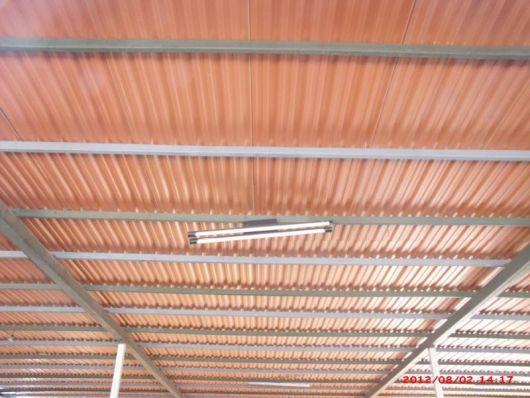 telhado simples