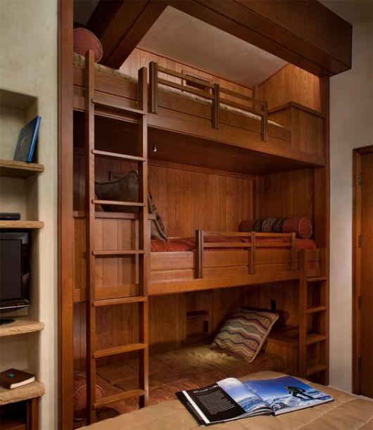 móvel planejado em madeira