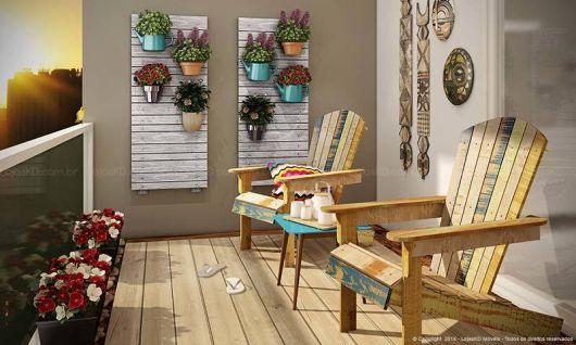 varanda de madeira tipos de cadeiras