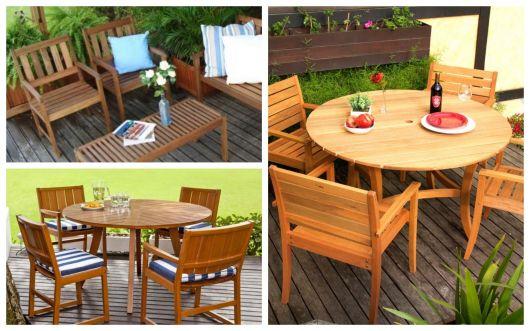 varanda de madeira modelos de cadeiras ideais