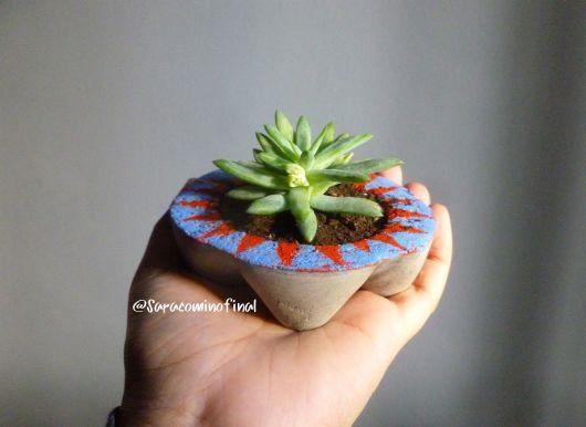 vasinho de cimento