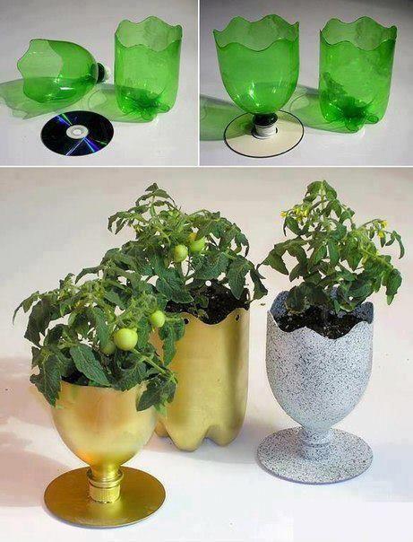 artesanato com reciclagem passo a passo