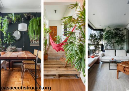 plantas para varandas de apartamento