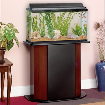 móvel para aquário de água doce