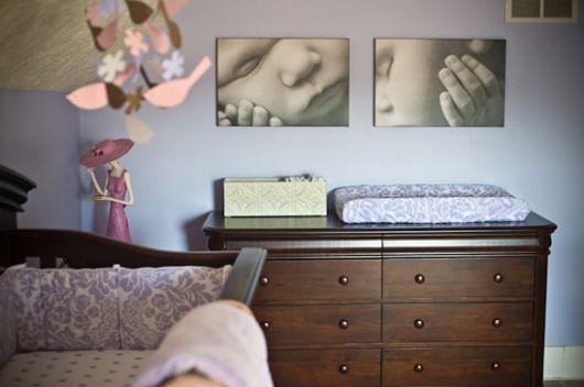 cômoda para quarto de bebê madeira maciça