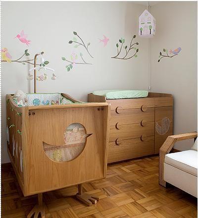 cômoda para quarto de bebê sob medida