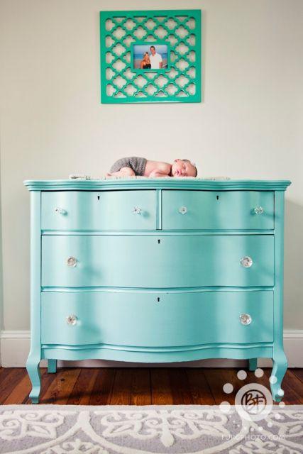 C modas para quarto de beb 50 modelos apaixonantes e dicas para decorar - Comodas pintadas ...