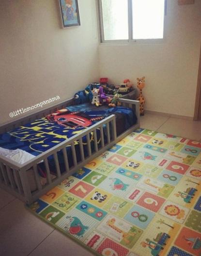 cama masculina