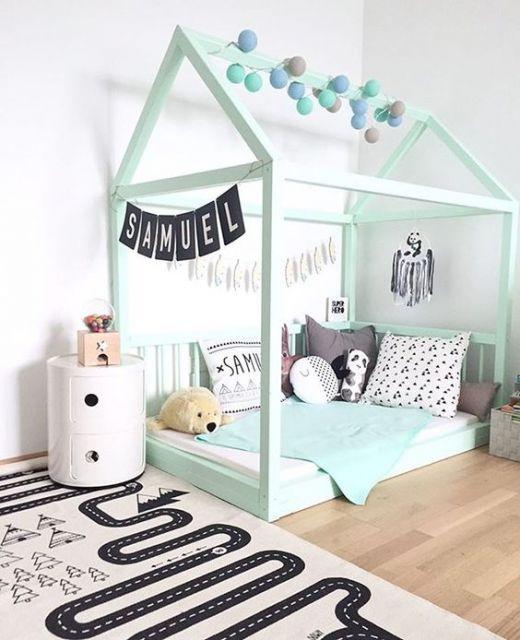 decoração quarto menino